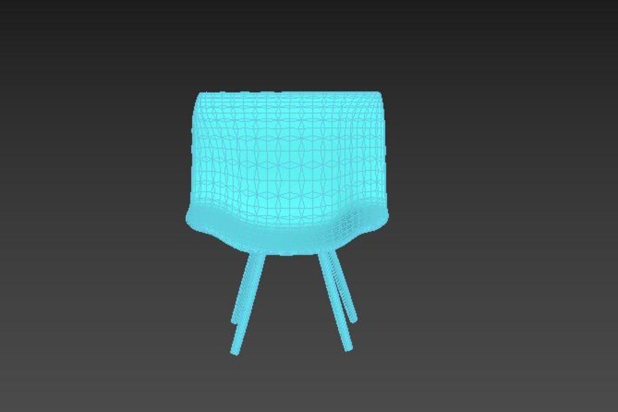 高聚3D椅 royalty-free 3d model - Preview no. 7