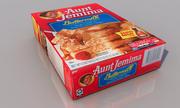 Aunt Jemima Pancake Mix 3d model