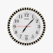 clock standard 3d model