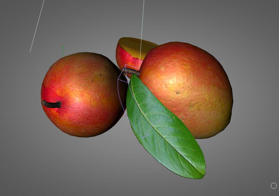 Mango royalty-free 3d model - Preview no. 10