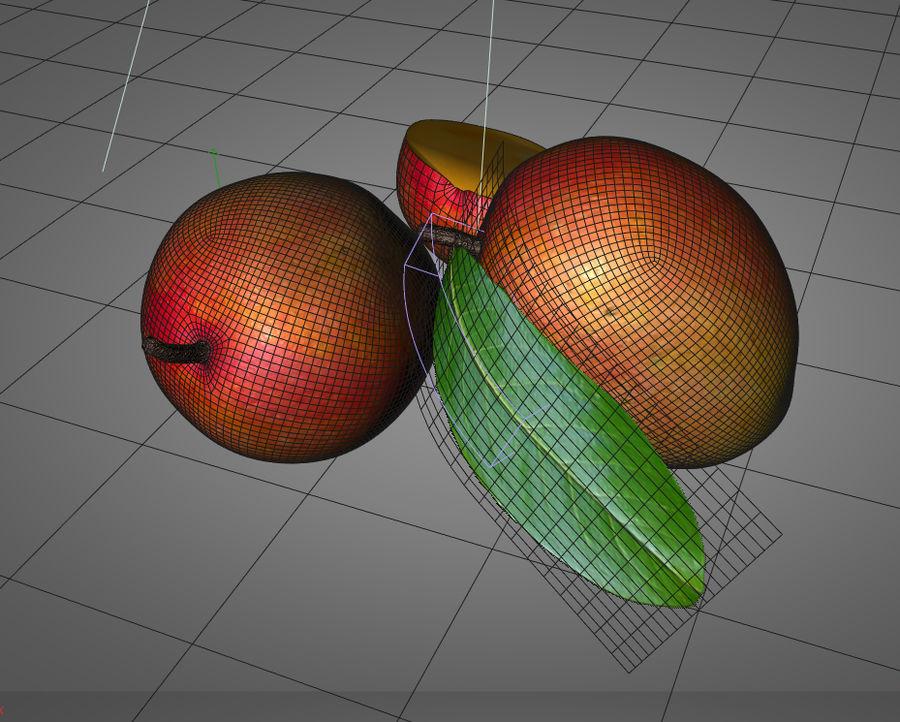 Mango royalty-free 3d model - Preview no. 11