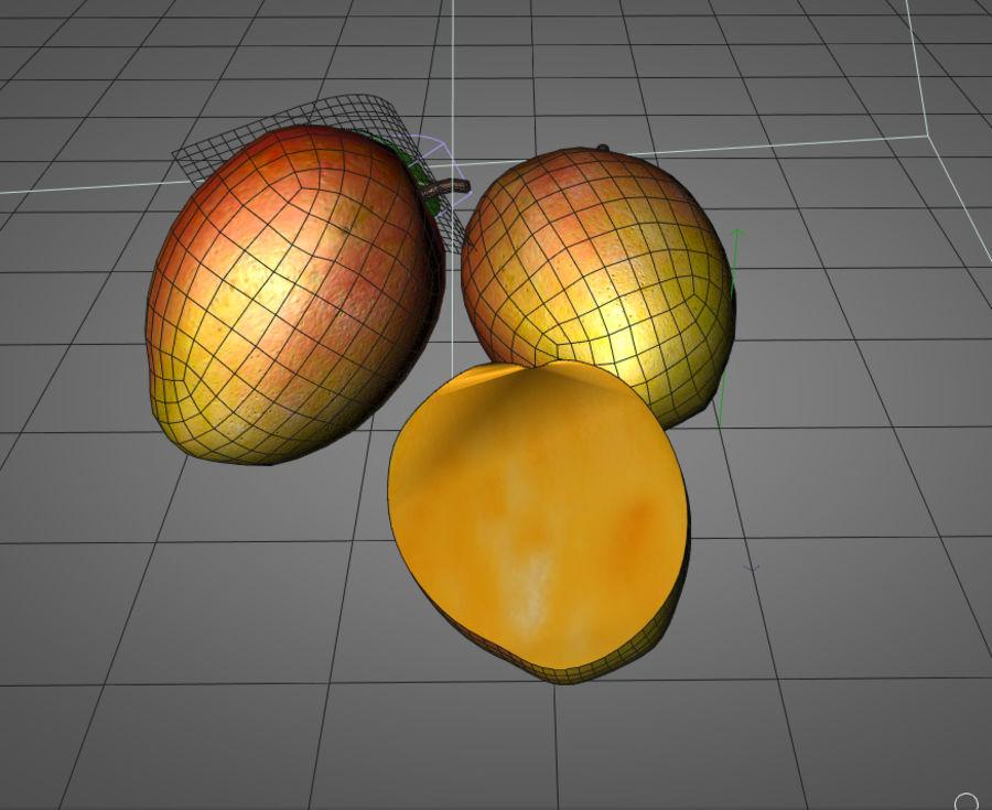 Mango royalty-free 3d model - Preview no. 8