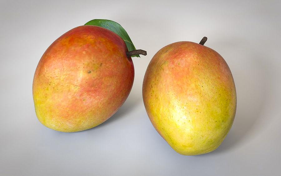 Mango royalty-free 3d model - Preview no. 2