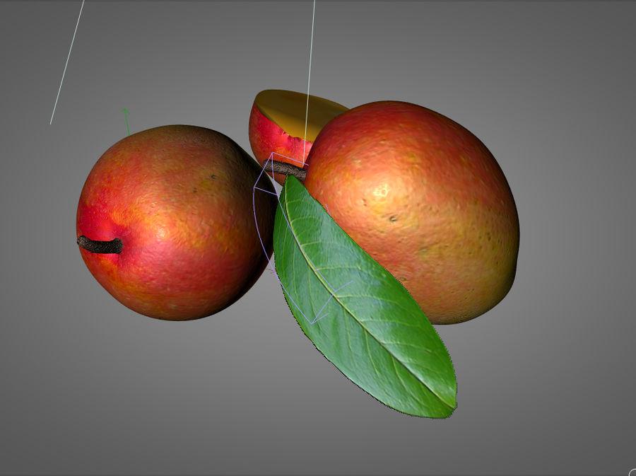 Mango royalty-free 3d model - Preview no. 12