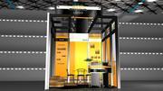 Building Expo 02 3d model
