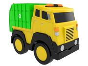 Toy Garbage Truck 3d model