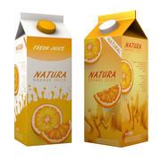 Juice-pakket 3d model