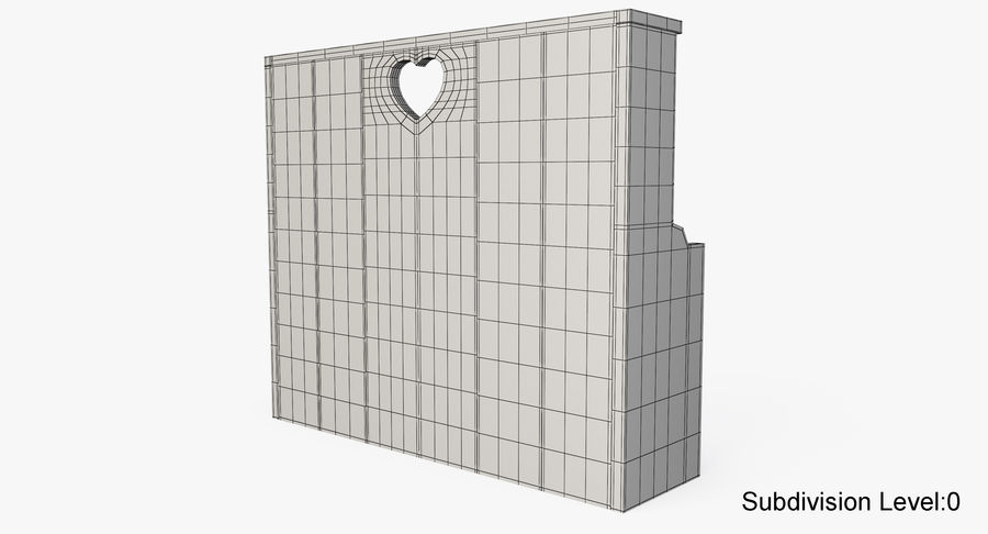 Kitchen Toy royalty-free 3d model - Preview no. 14