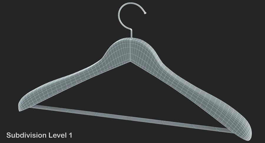 ハンガー royalty-free 3d model - Preview no. 15