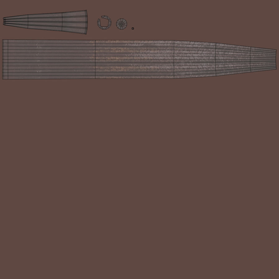 File 1 royalty-free 3d model - Preview no. 9