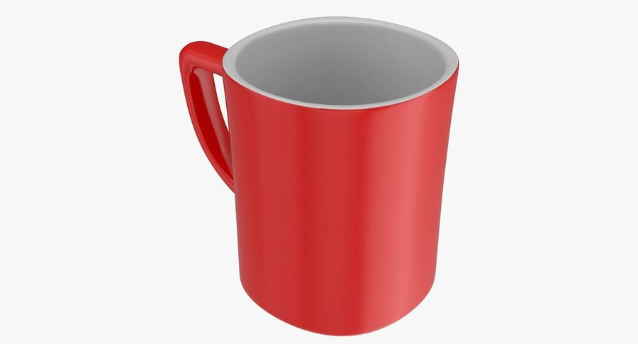 Coffee Cup royalty-free 3d model - Preview no. 5