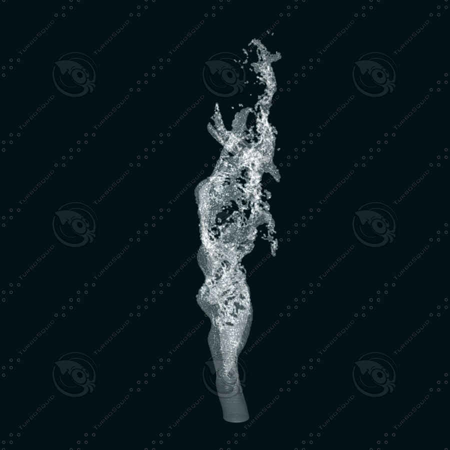 龙卷风中号 royalty-free 3d model - Preview no. 3