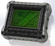 Tischuhr Steampunk Komplettes DIY-Projekt 3D-Druckdateien und Quellcodes 3d model