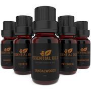 Confezione di olio essenziale 3d model