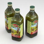 Salvadori Olio Extra Vergine di oliva Oliwa z oliwek z pierwszego tłoczenia 1L 3d model