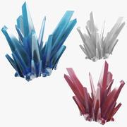 kristaller 3d model