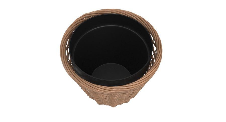 Plante en pot royalty-free 3d model - Preview no. 4