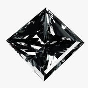 钻石公主 3d model
