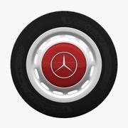 Mercedes-Benz 280 SL Wheel 3d model
