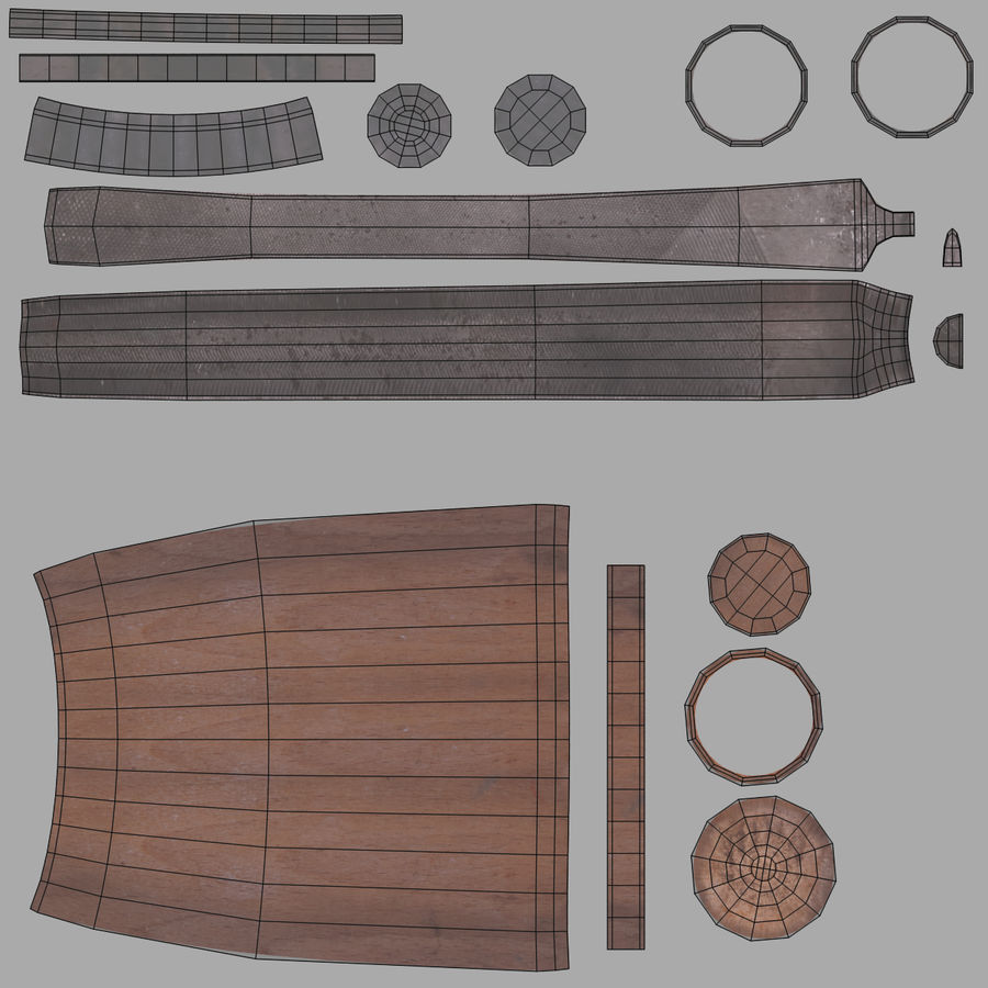 File 2 royalty-free 3d model - Preview no. 9