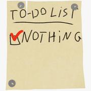 Lista di cose da fare 3d model