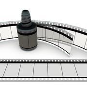 柯达电影胶卷 3d model