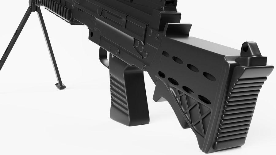 Arma modelo 3d royalty-free 3d model - Preview no. 9