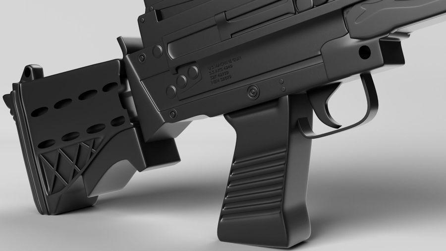 Arma modelo 3d royalty-free 3d model - Preview no. 10