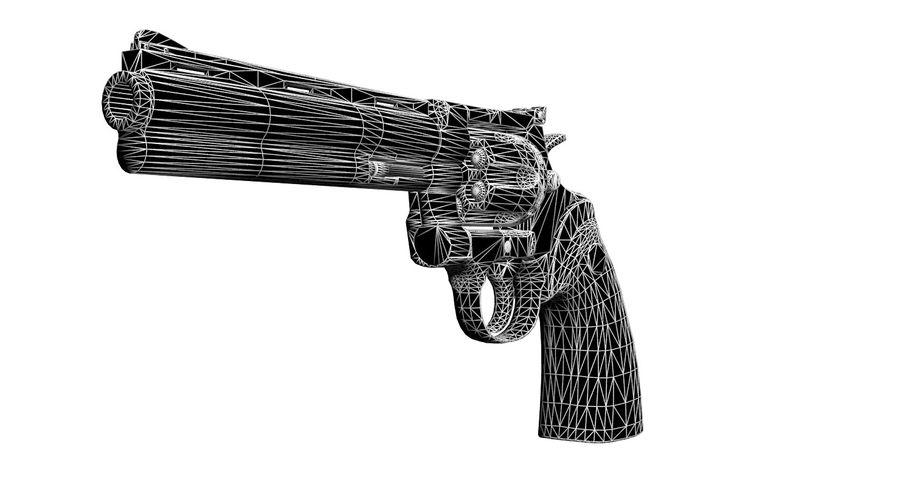 Colt Python royalty-free 3d model - Preview no. 10