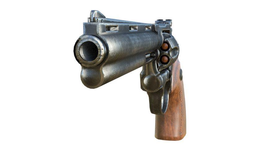Colt Python royalty-free 3d model - Preview no. 3