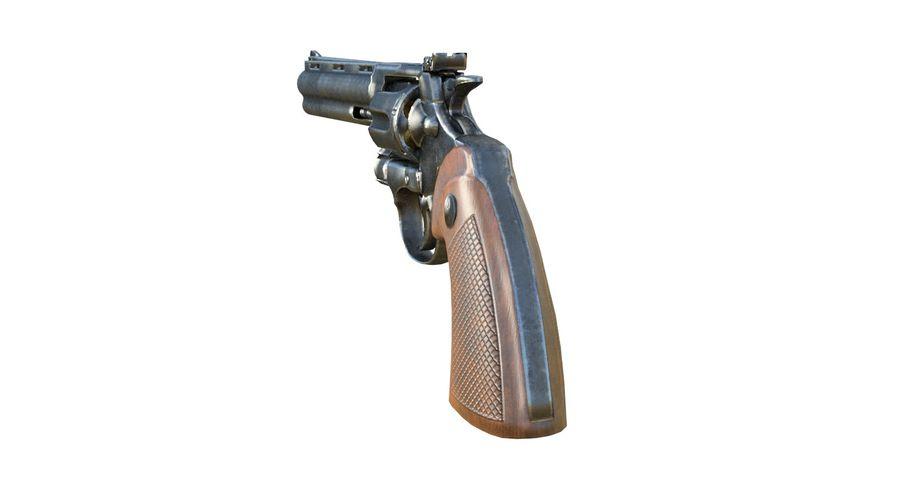 Colt Python royalty-free 3d model - Preview no. 7