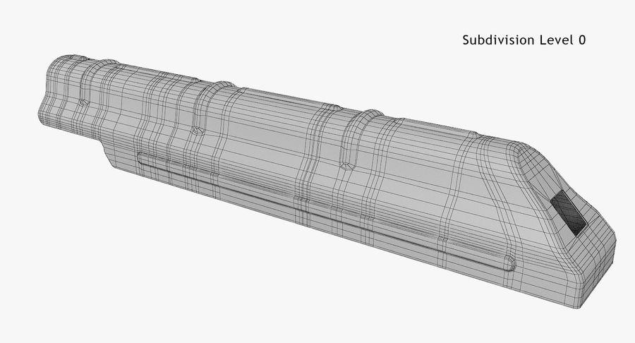 AKM royalty-free 3d model - Preview no. 19