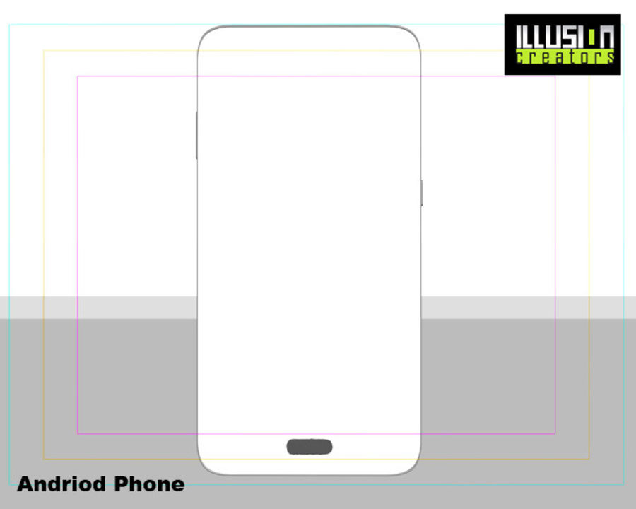 安卓手机 royalty-free 3d model - Preview no. 11