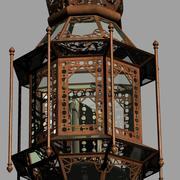 Lanterna das 1001 noites 3d model