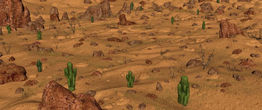 Desert Environment royalty-free 3d model - Preview no. 12