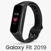 Samsung Galaxy Fit 2019 3d model