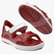 Sommer Kinder Sandalen 3D-Modell 3d model