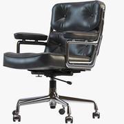 Vitra Lobby Chair ES 104 3d model