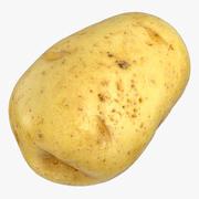 Potato Clean 04 3d model
