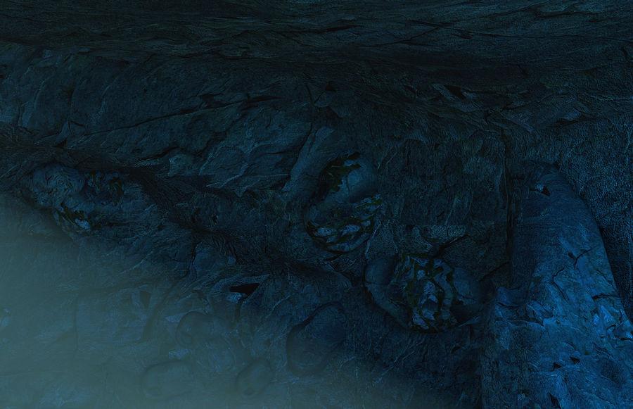 洞穴洞穴 royalty-free 3d model - Preview no. 8