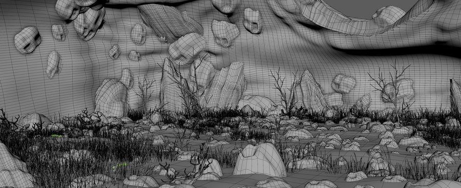 洞穴洞穴 royalty-free 3d model - Preview no. 17