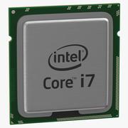 Intel i7-920 CPU 3d model