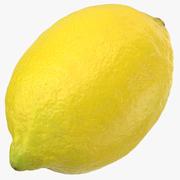 柠檬01 3d model