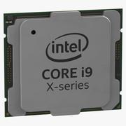 Procesor Intel i9 9980XE 3d model