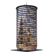 摩天大楼15 3d model