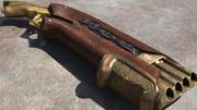 Vampire Hunter Gun 3d model