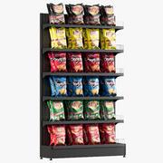 Chips Shelving 3d model
