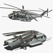 CH53 Super Stallion 3d model