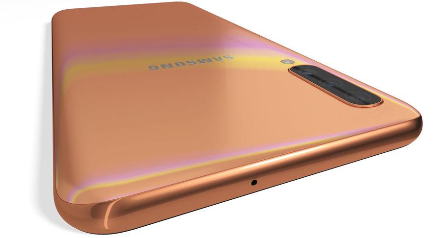 Samsung Galaxy A50 All Colors 3d Model 53 Max Obj Fbx 3ds Free3d