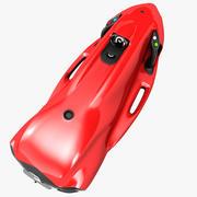 Seabob 3d model